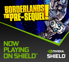 NVIDIA SHIELD - Borderlands: The Pre-Sequel
