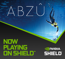 ABZÛ on SHIELD