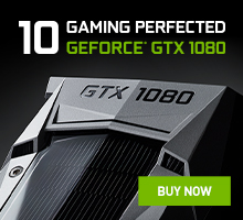 GeForce GTX 1080: Pascal