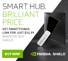 SHIELD TV: SmartThings