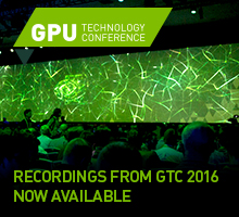 GTC: Watch Keynotes