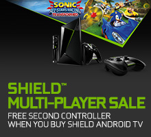 NVIDIA SHIELD - Multiplayer Promo