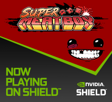 SHIELD and Super MeatBoy