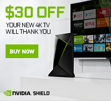 SHIELD TV - Black Friday