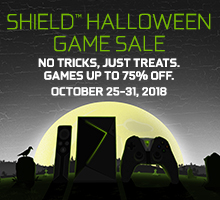 SHIELD Game Sale