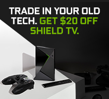 SHIELD TV Trade Up Program