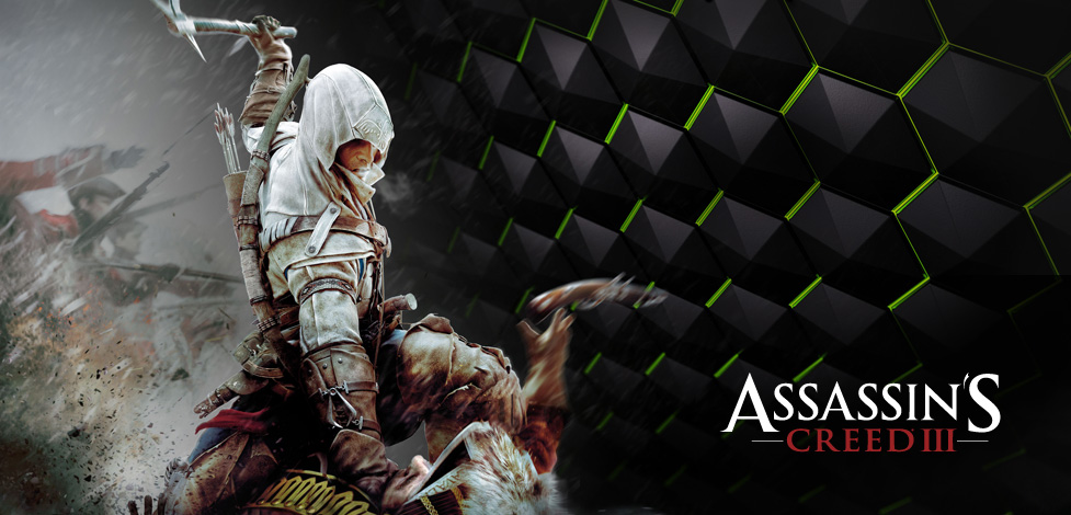 GET ASSASSIN'S CREED III FREE