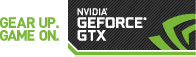GEAR UP WITH GeForce GTX!