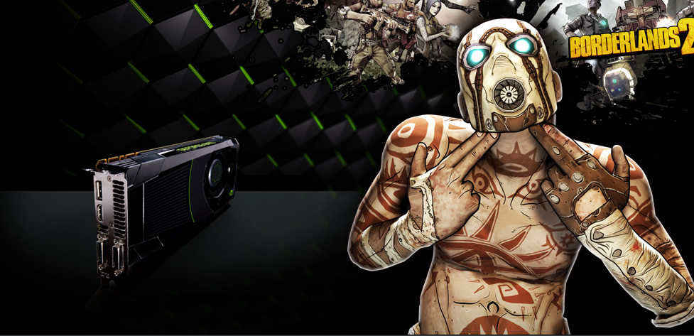 Free Borderlands 2 PC Game Promotion