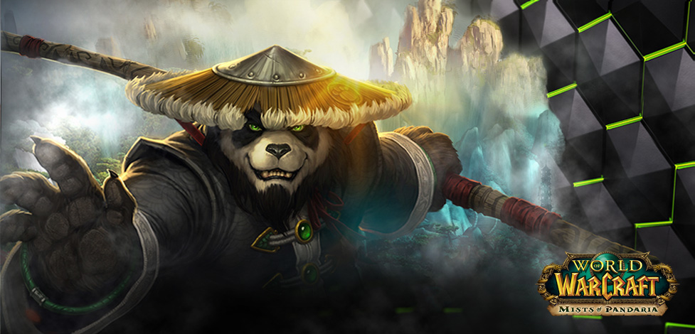 GET a pandaren monk pet FREE