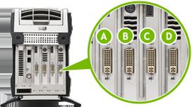 Dual Quadro Plex Systems
