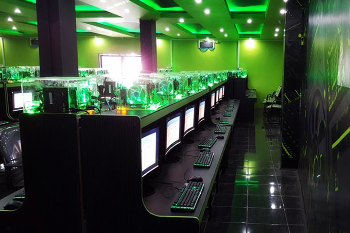 Geforce Icafe
