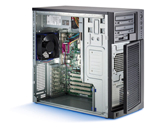Bell Technologies Quadro FX4600 - Dual AMD Dual Core Opteron 64-bit Workstation