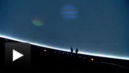 Cosmic Tours at Morrison Planetarium