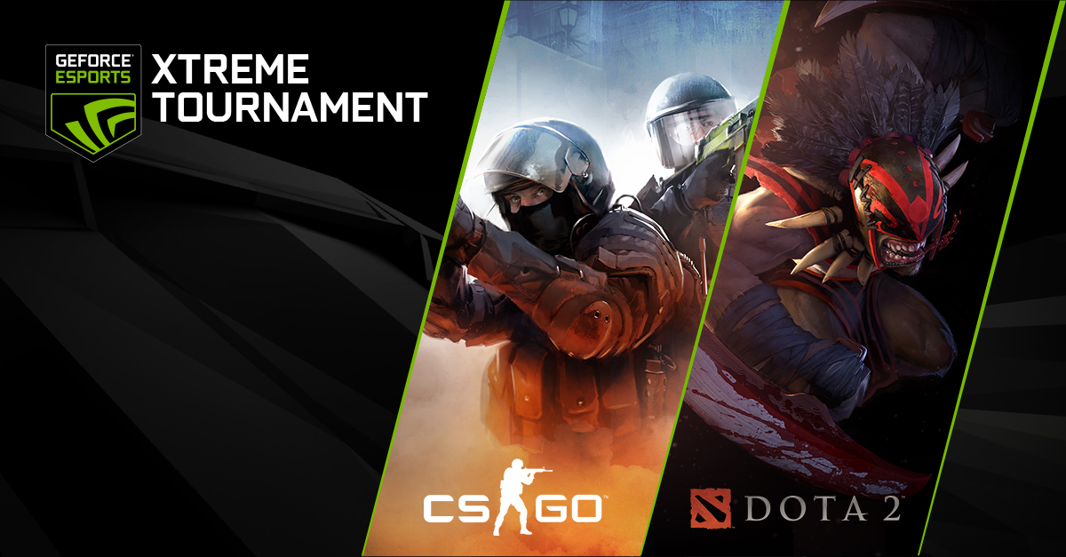 GeForce eSports Xtreme Tournament