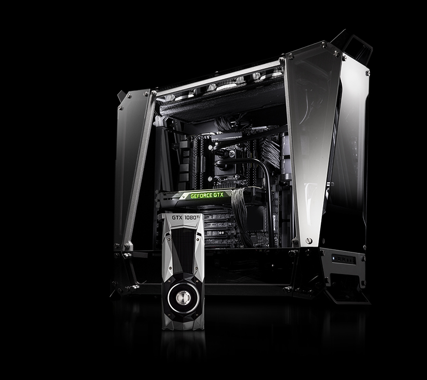 Experience the Ultimate in 4K Gaming with GeForce GTX 1080 Ti