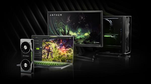 Anthem Game | NVIDIA