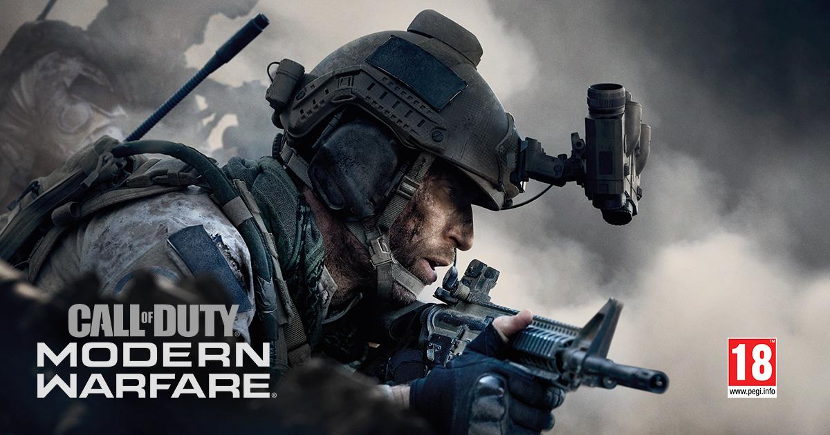 moder warfare