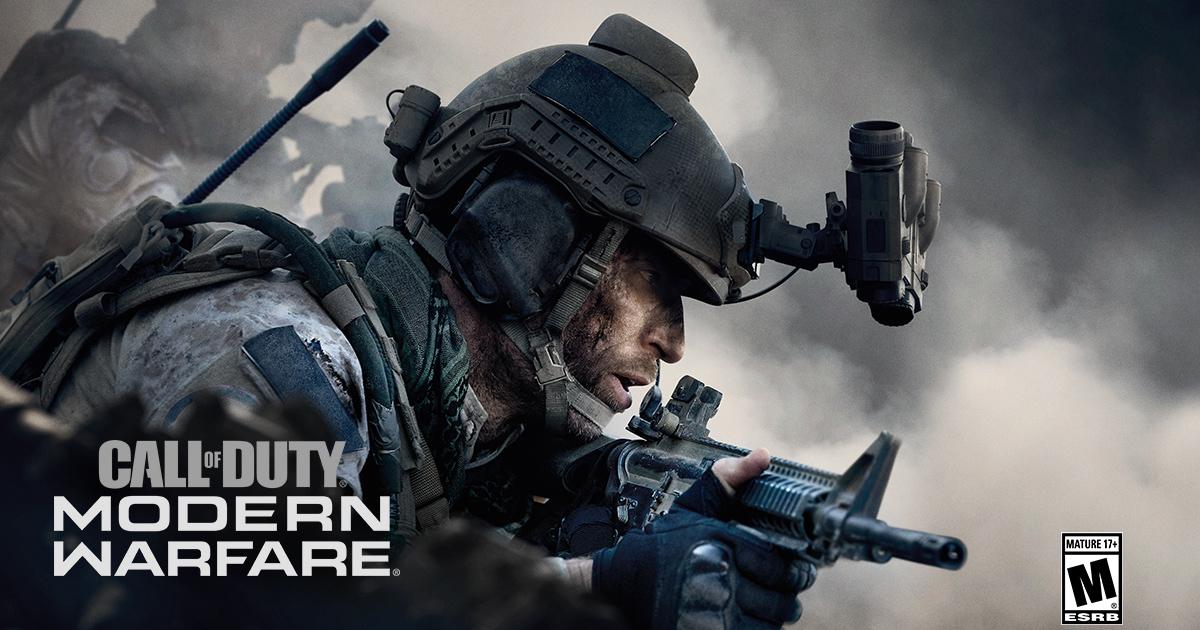 Geforce Rtx Call Of Duty Modern Warfare Bundle Nvidia