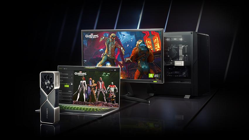 NVIDIA anuncia la promoción de GeForce RTX con Marvel's Guardians of the Galaxy