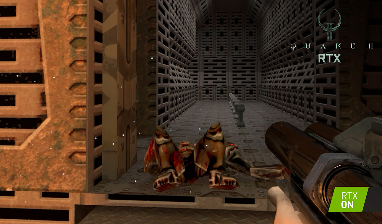 Buy Quake II GeForce RTX Edition| NVIDIA