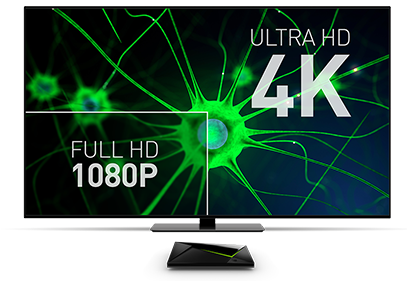 4K HDR TV SHOWS AND MOVIES
