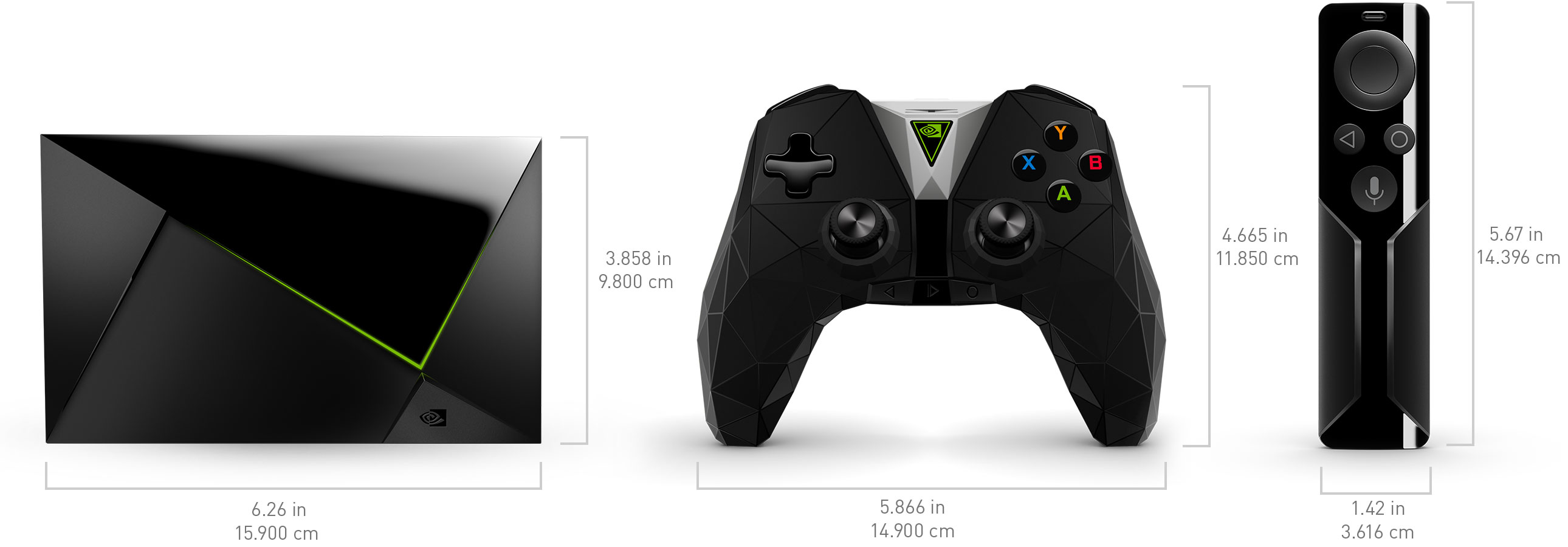 Specs & Features | NVIDIA SHIELD