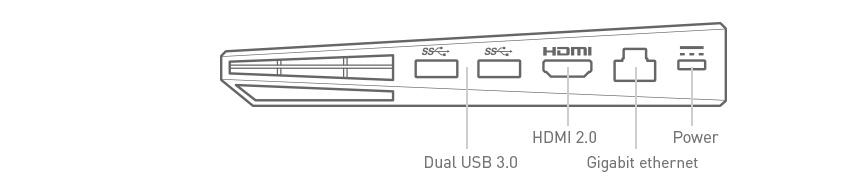 SHIELD TV Ports & Connectivity