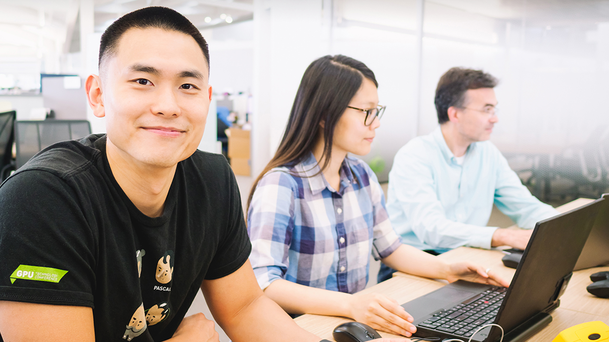 Internships, University Recruiting, and Roles for New Grads | NVIDIA