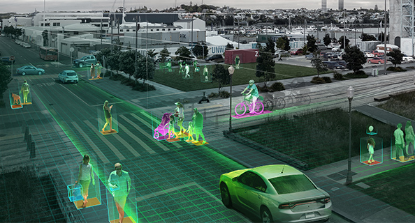 Intelligent Video Analytics for Smart Cities | NVIDIA Deep Learning AI