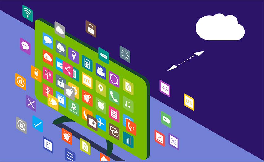 Accelerated Virtual Desktops for Mobile and Office Workers