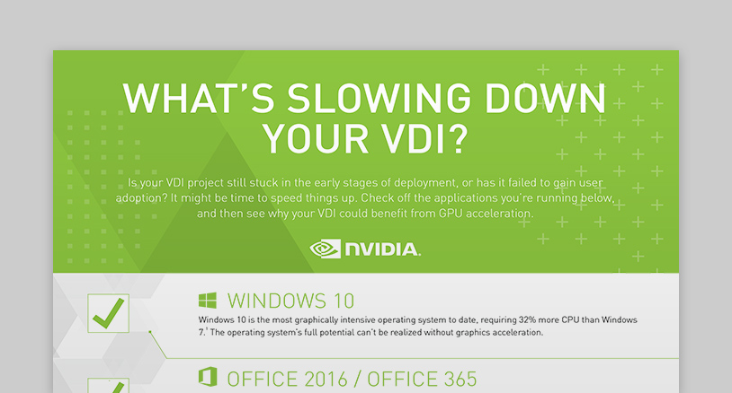 Virtual PC and Virtual Applications | NVIDIA GRID
