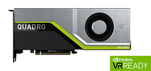Quadro RTX 5000 Graphics Card
