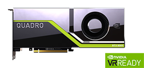 Quadro RTX 8000 Graphics Card