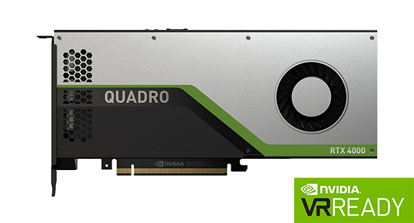 Quadro RTX 4000 Graphics Card