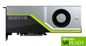 Quadro RTX 6000 Graphics Card
