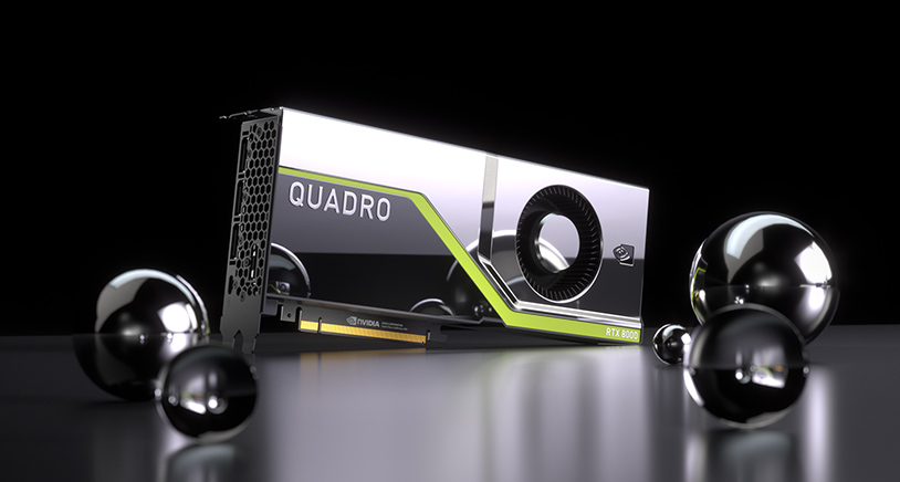 Professional design visualization solutions nvidia quadro