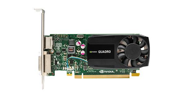 Quadro K620 (Image from Nvidia.com)