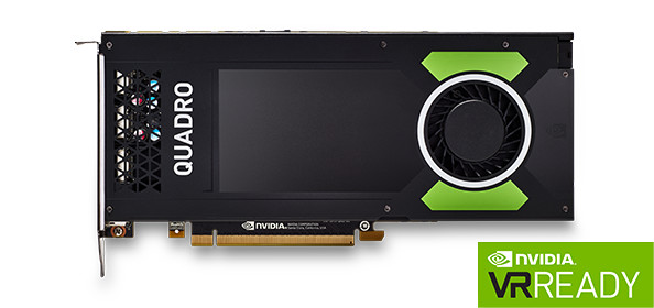 QUADRO P4000 グラフィックス カード