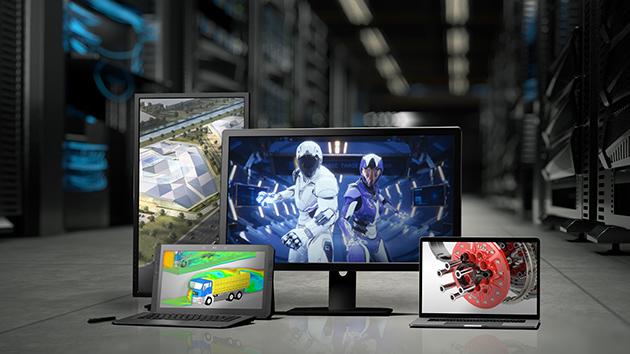 Производительные виртуальные рабочие станции