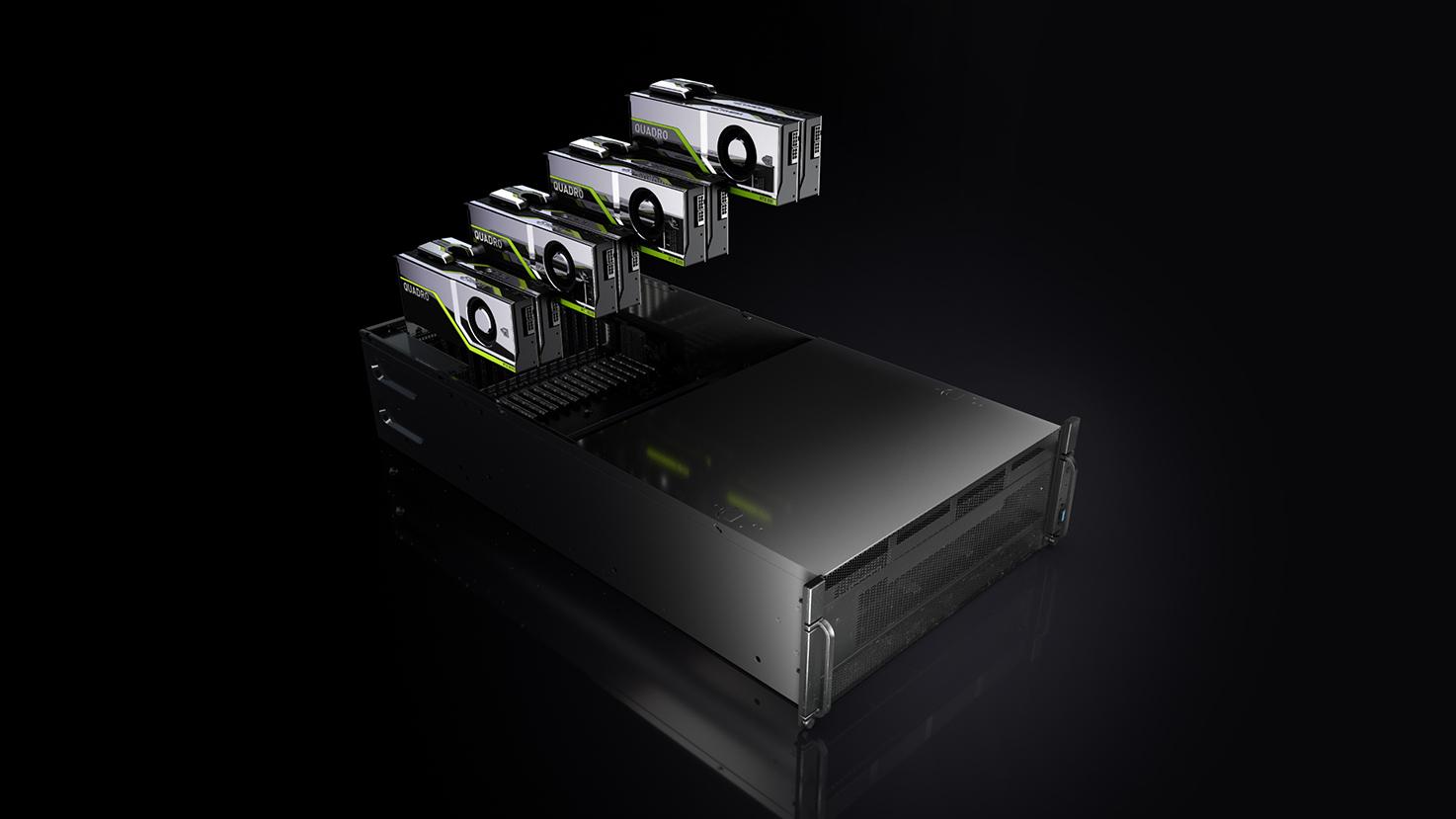 Virtual Data Center Workstations | NVIDIA Quadro