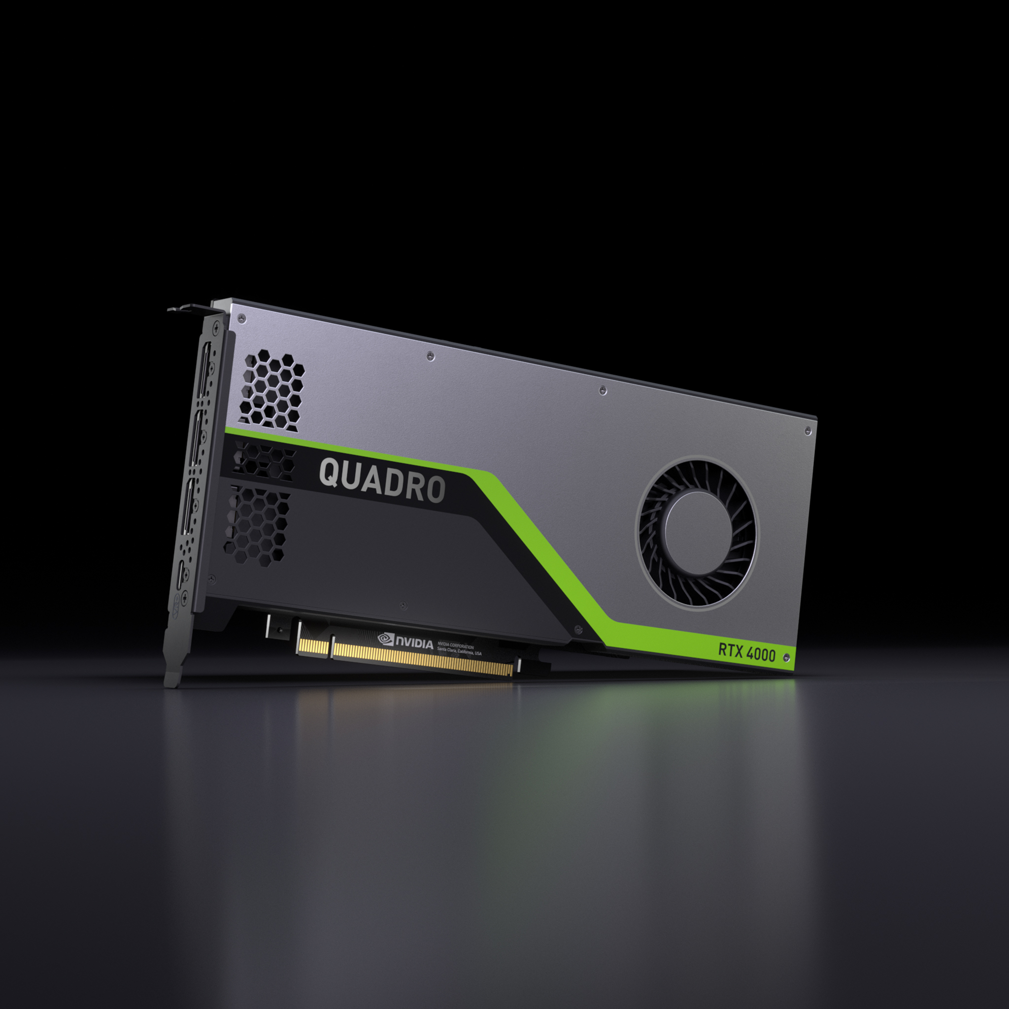 Quadro RTX 4000 Graphics Card | NVIDIA Quadro