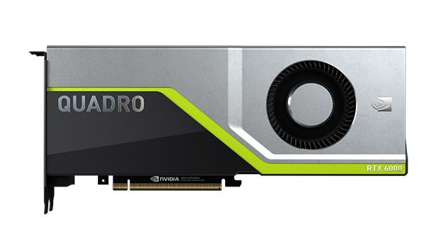 Quadro RTX 6000 Graphics Card   NVIDIA Quadro