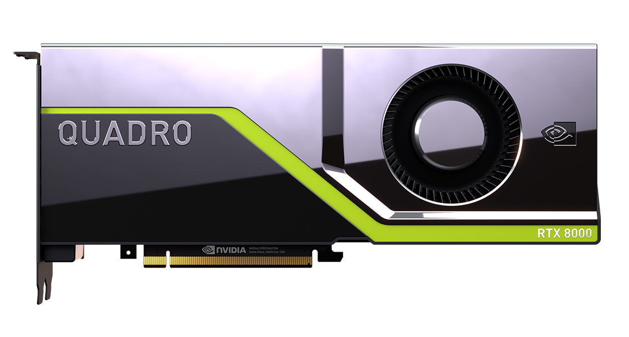Image result for nvidia quadro rtx 8000 48gb gddr6 graphics card