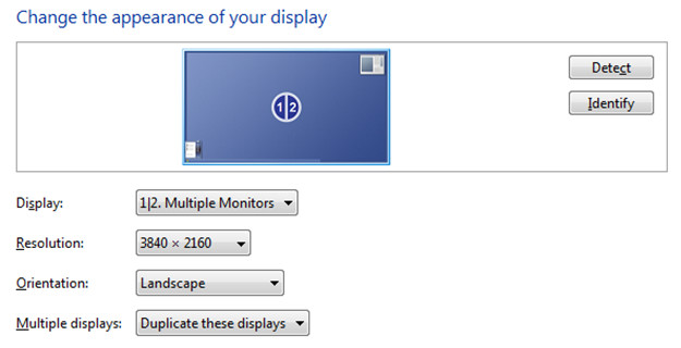 Mosaic Technology for Multiple Displays | NVIDIA