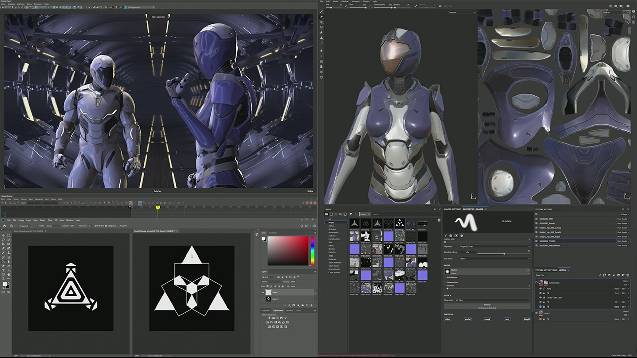 GPU Rendering Solutions for 3D Artists and Designers | NVIDIA