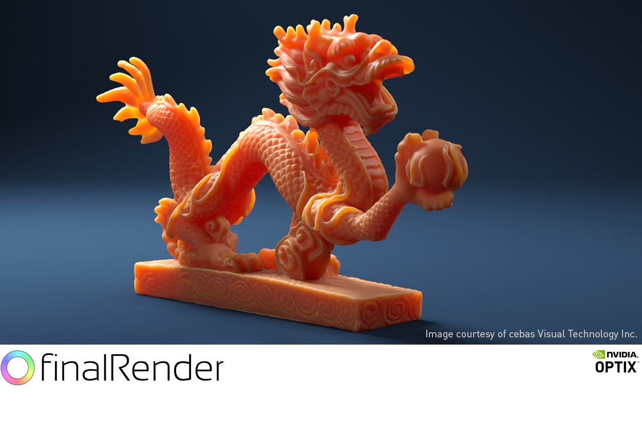 GPU Rendering Solutions for VFX Artists and 3D Designers