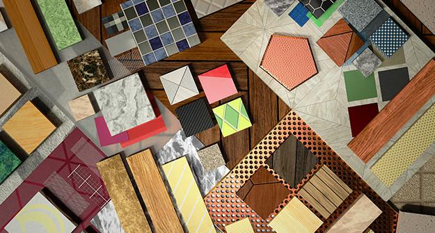 Rendering Materials