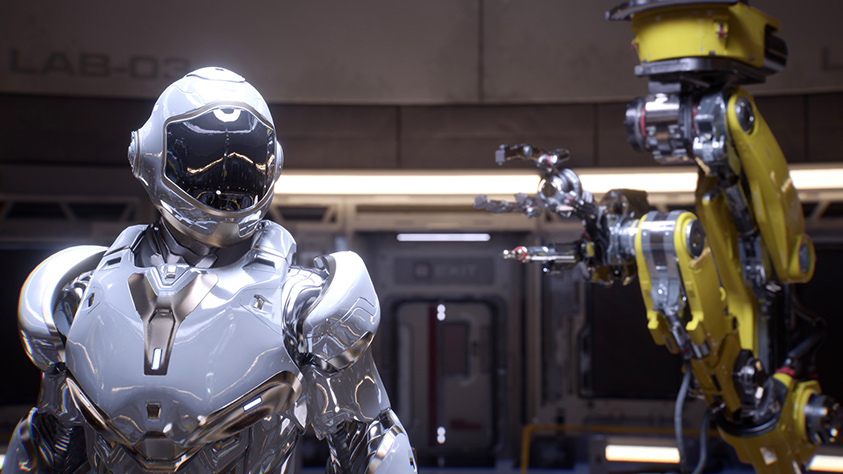 Real-time Ray Tracing Powered by Turing