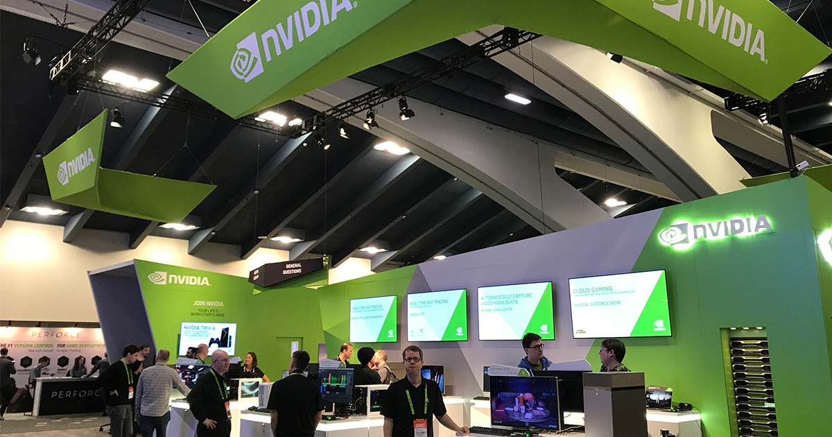 Game Developers Conference 2019 | NVIDIA Events